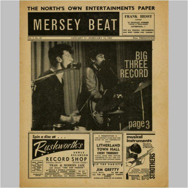 1963 Mersey Beats