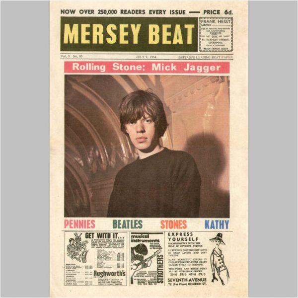 1964 Mersey Beats