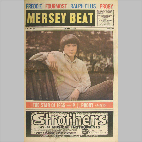 1965 Mersey Beats