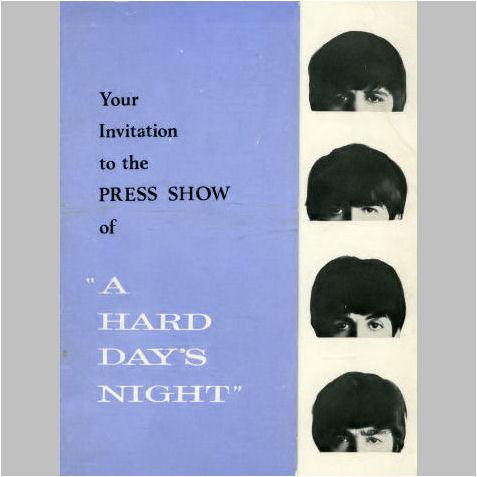 Beatles Film & TV Memorabilia