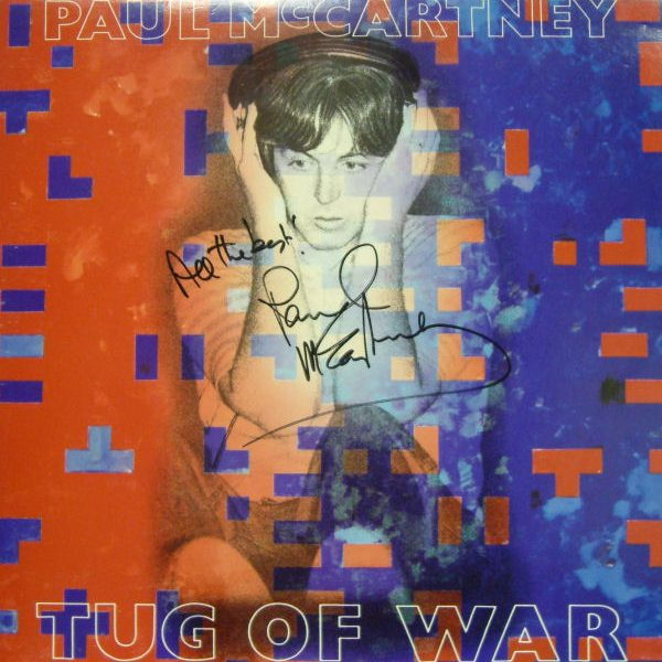 Paul McCartney Autographs