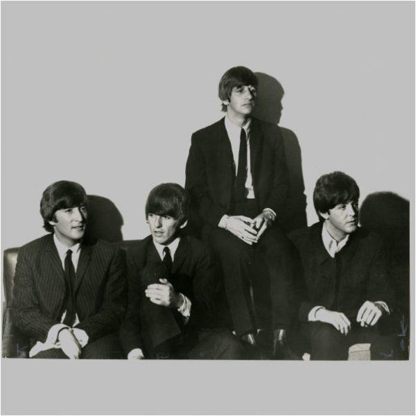 Vintage Beatles Photographs