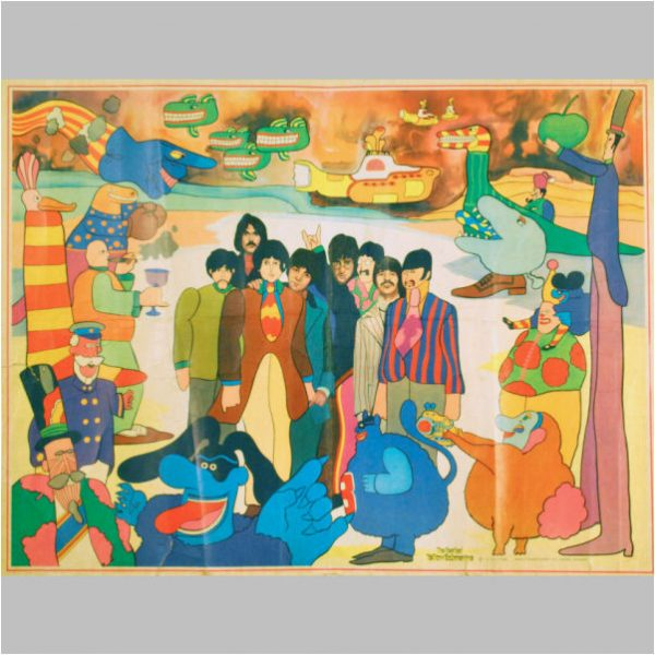 Yellow Submarine Memorabilia