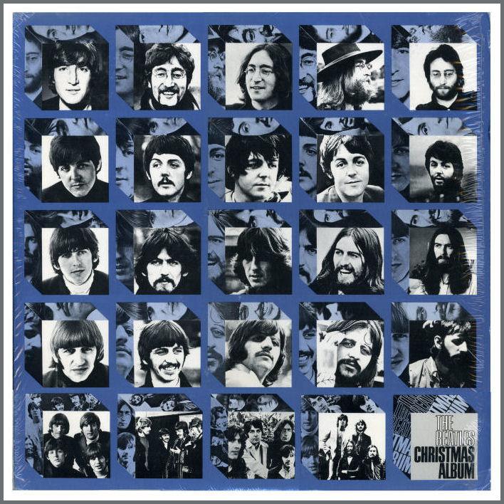 B21768 - The Beatles Christmas Album LP Apple SBC100 (USA ...