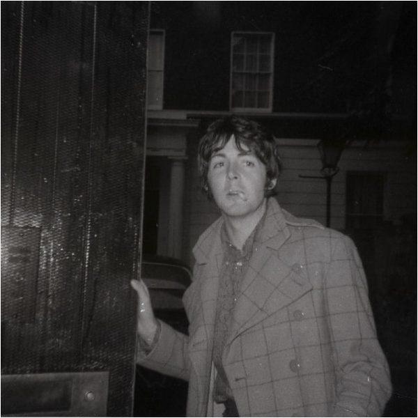 Paul McCartney Vintage Photos