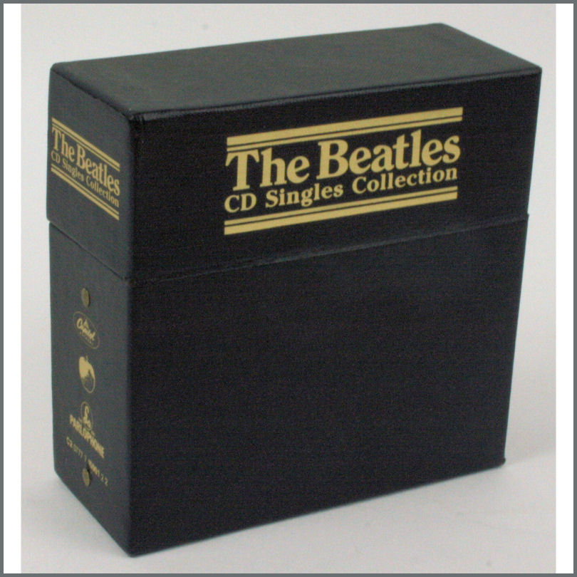 b24794 the beatles 1992 cd singles collection box set c2 0777 7 15901 2 2 usa tracks ltd. Black Bedroom Furniture Sets. Home Design Ideas