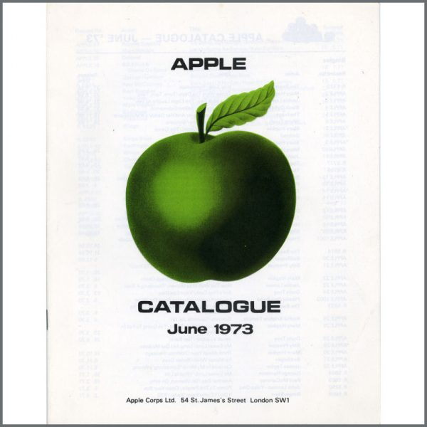 002349 - Apple Catalogue June 1973