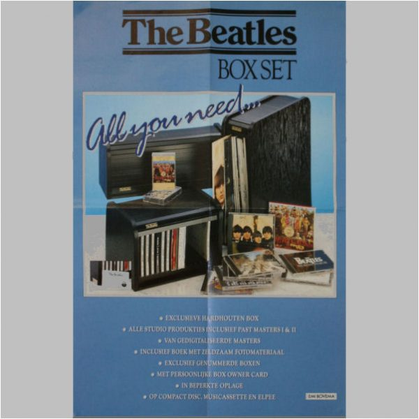 Beatles Promotional Posters