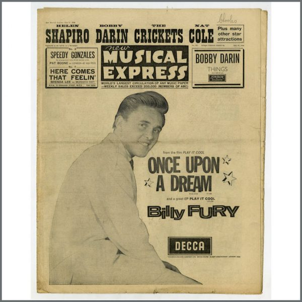 NME 1962