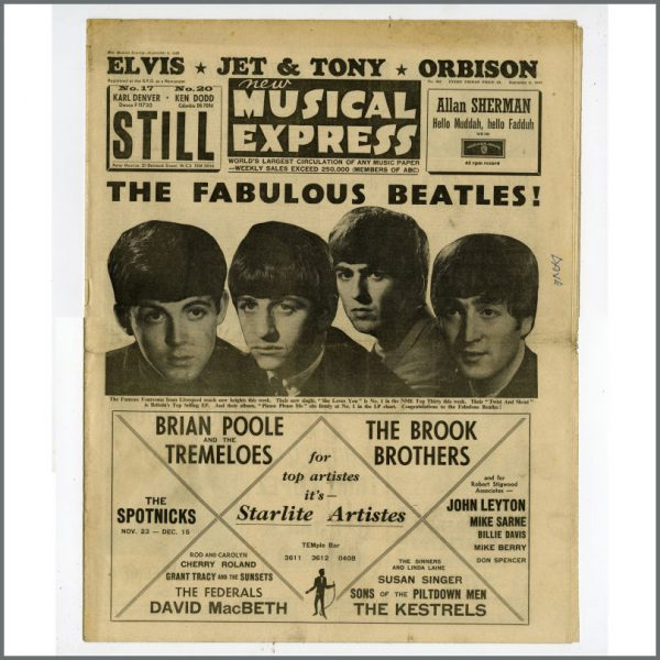 NME 1963