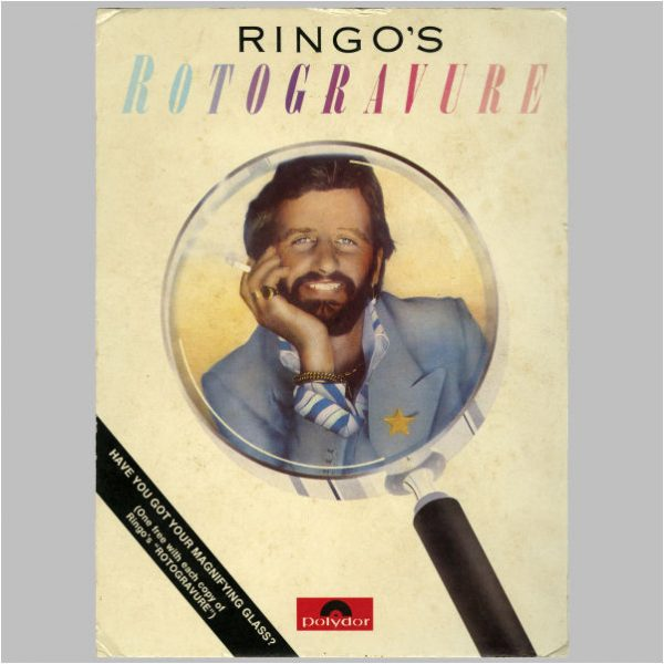 Ringo Starr Film Memorabilia