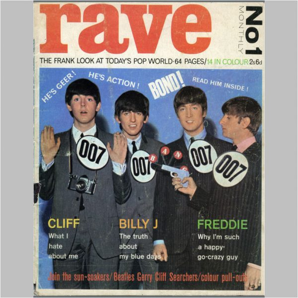Various Artists Magazines & Music Papers (NME, Rave etc.)