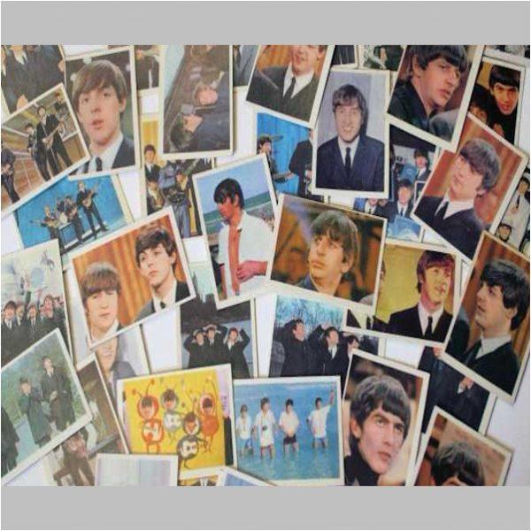 Beatles Bubblegum Cards