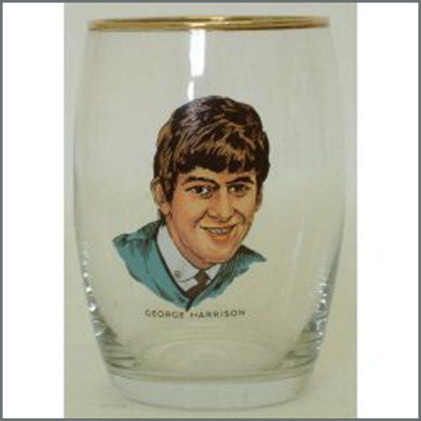 B07584 - George Harrison Drinking Glass (UK)