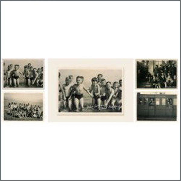 B10264 - John Lennon's Summer Holidays Photo Set (UK)