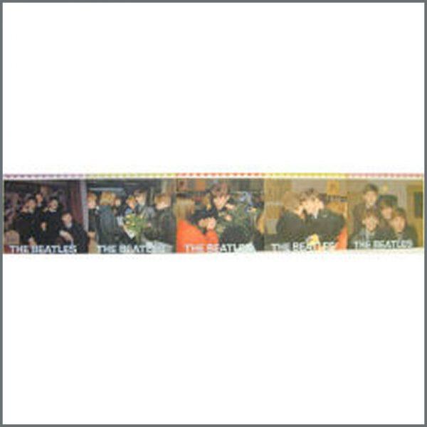 B18152 - The Beatles 1964 Big Beat Wall Panel Poster (UK)