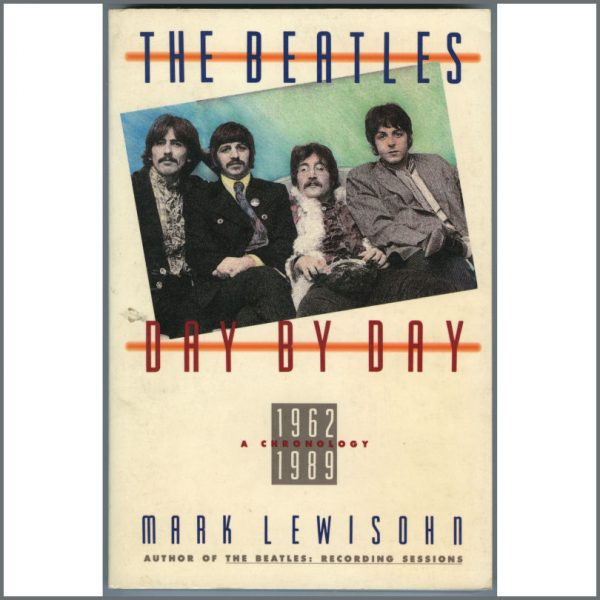 B21083 - The Beatles Day By Day Book by Mark Lewisohn (UK)