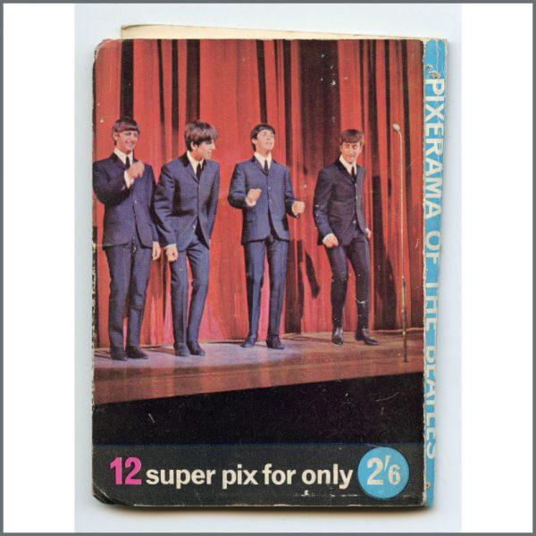 B21806 – The Beatles 1963 Pixerama Book (UK) 2