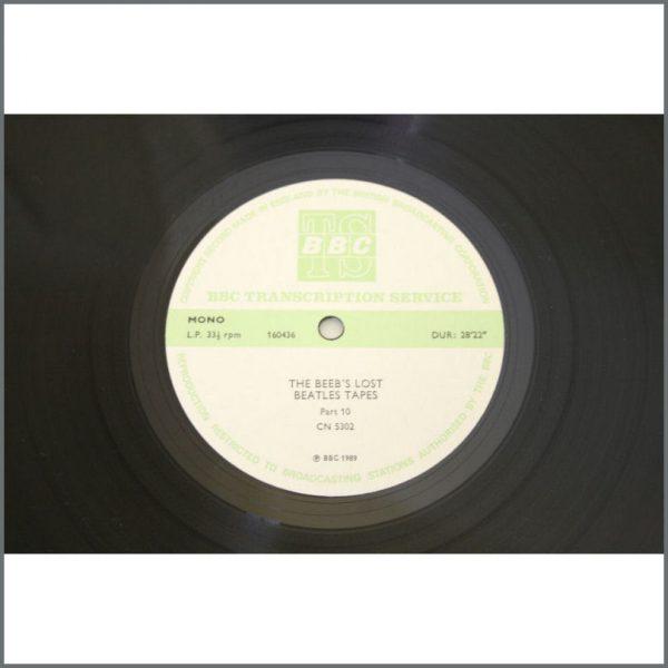 B21917 – Lost Beatles Tapes BBC Transcription Discs (UK) 2