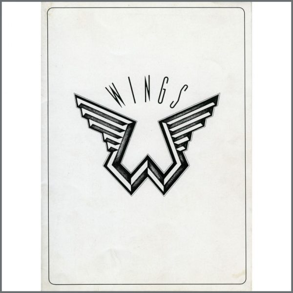 B22482 - Wings Over America 1976 Promotional Brochure (USA)