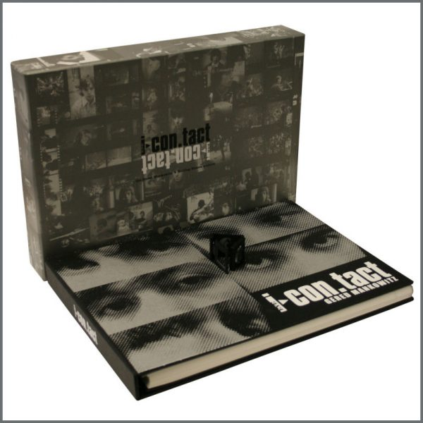 B22776 - Genesis Publications Eye Contact - The Gered Mankowitz Rolling Stones Archive Collector's Edition Book (UK)
