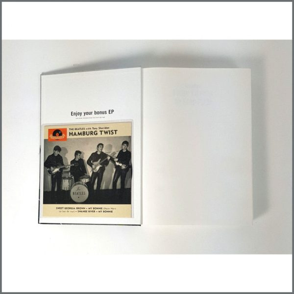 B22831 – The Beatles From Cavern To Star-Club Book by Hans Olof Gottfridsson (Sweden) 2
