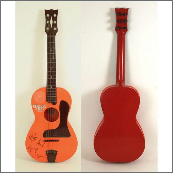 B22956 - The Beatles Selcol Big Six Guitar (UK)