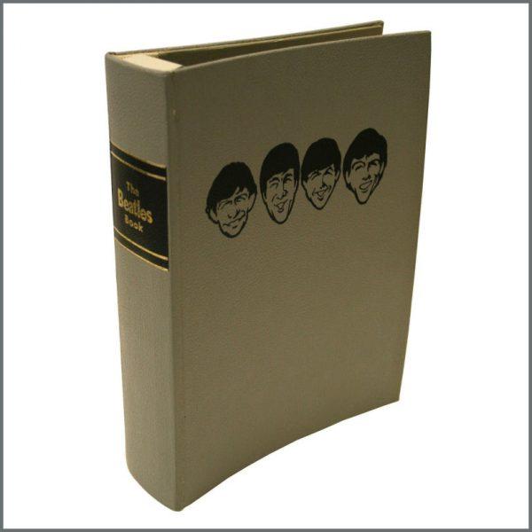 B23038 - The Beatles Monthly Book 1964 Binder (UK)