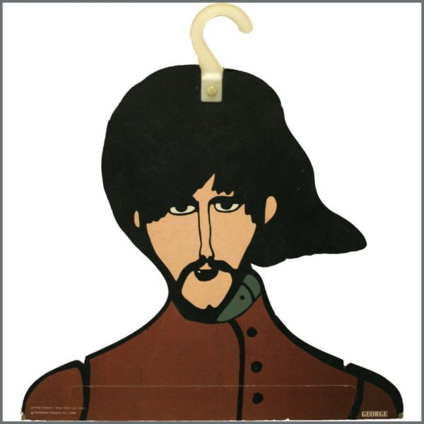 B23318 - George Harrison 1968 Yellow Submarine Clothes Hanger (USA)