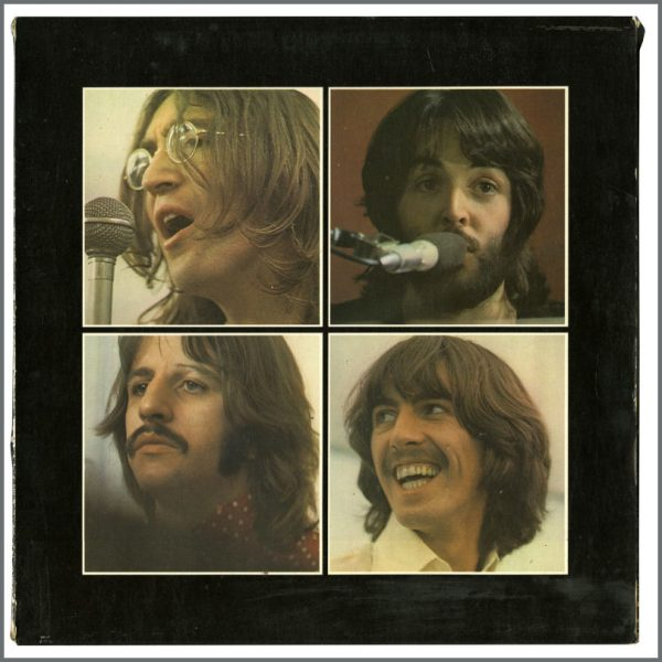 B23381 - The Beatles 1970 Let It Be LP Box Set (UK)