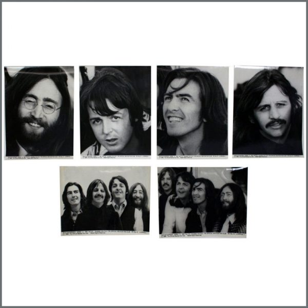 B23515 - The Beatles Fan Club Superpix Photographs Series A (UK)