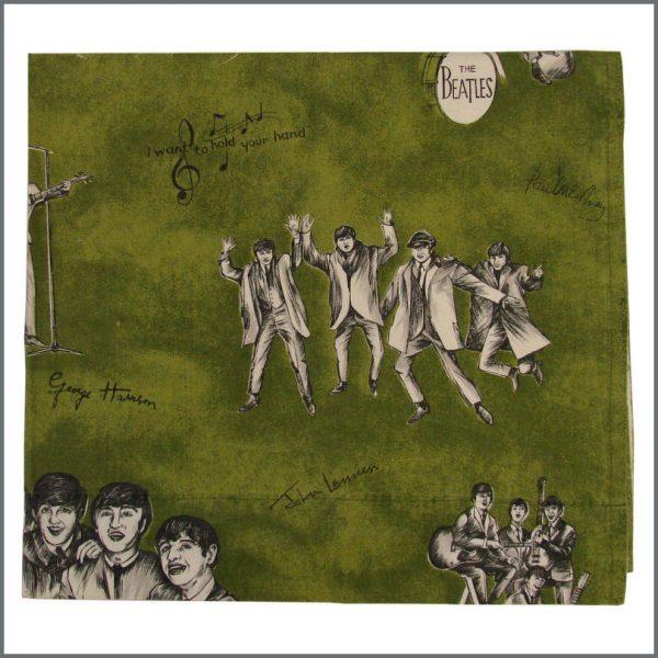 B23659 - The Beatles 1960s Curtain (Holland)