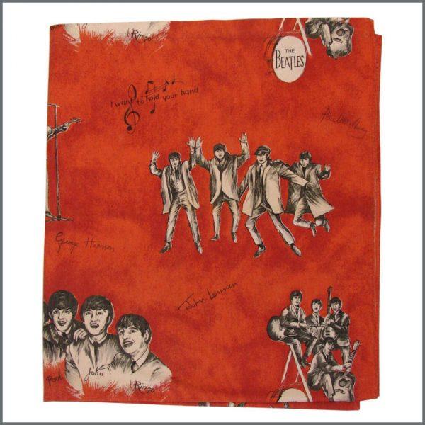 B23660 - The Beatles 1960s Curtain (Holland)