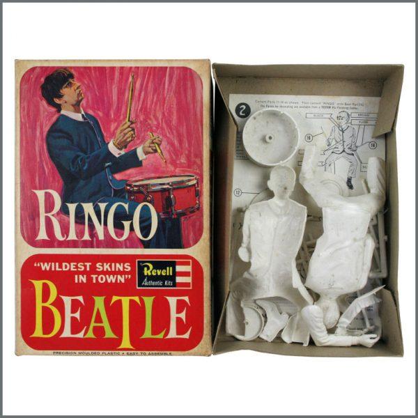 B23828 - Ringo Starr 1964 Revell Model Kit (UK)