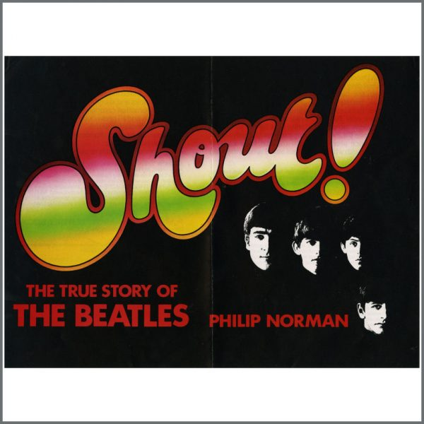 B23831 - The Beatles 1994 Shout! Promotional Poster (UK)