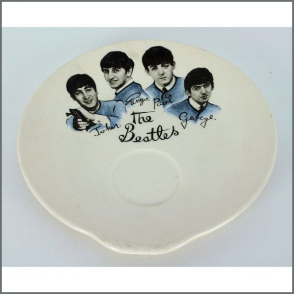 B23905 - The Beatles 1960s Biscuit Plate (UK)