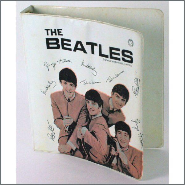 B23976 - The Beatles 1964 Ring Binder (USA)