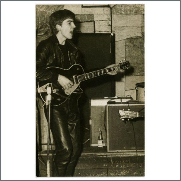B24081 - George Harrison 1961 Cavern Club Vintage Photograph (UK)