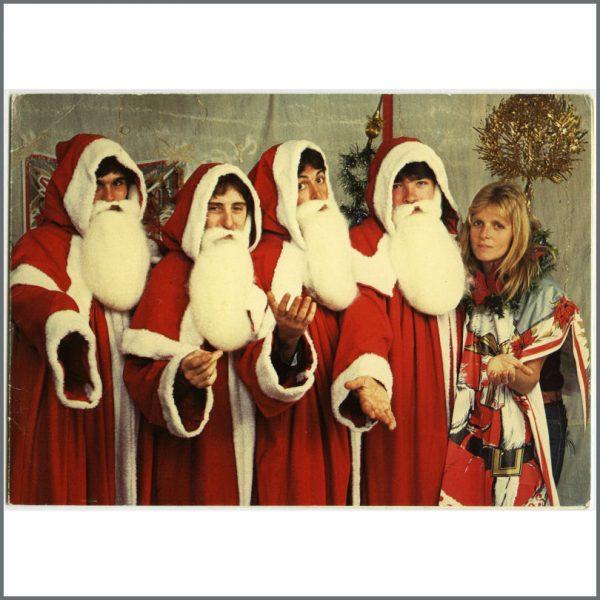 B24104 - MPL 1978 Wings Christmas Card (UK)