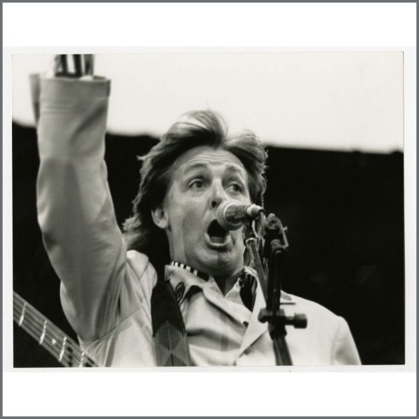 B24130 - Collection of Paul McCartney 1989/1990 Liverpool Concert Photographs (UK)