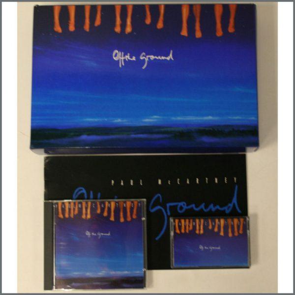 B24133 - Paul McCartney 1993 Off The Ground Parlophone Promo Box Set (France)