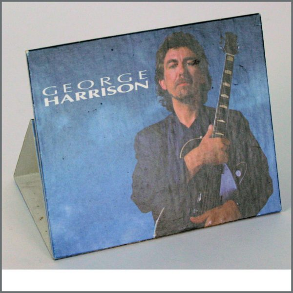B24148 - George Harrison 1987 Cloud Nine Promo Display (UK)