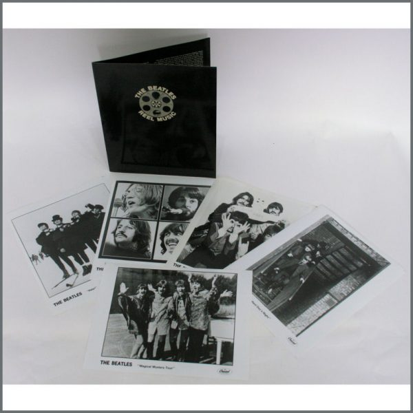 B24209 - The Beatles Reel Music USA Press Kit (UK)