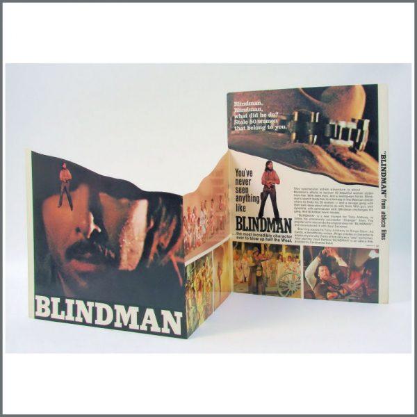 B24245 - Ringo Starr Blindman Promotional Display (USA)