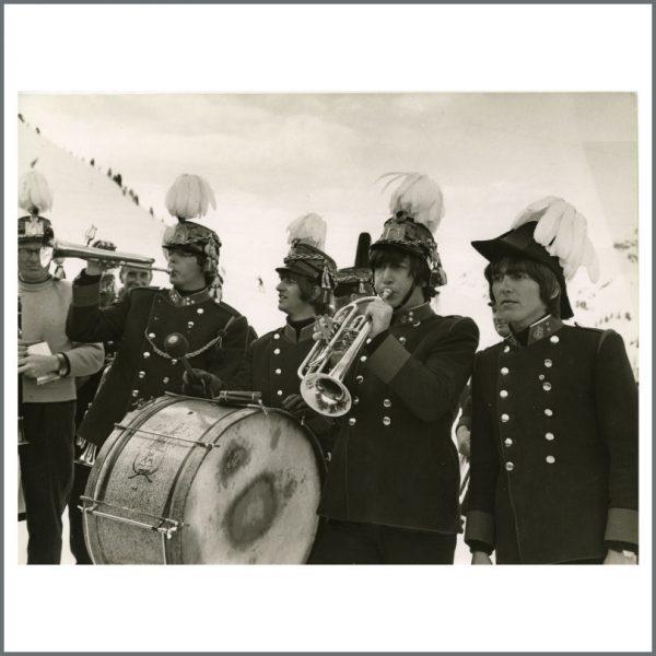 B24248 - The Beatles 1965 HELP! Leslie Bryce Vintage Photograph (UK)