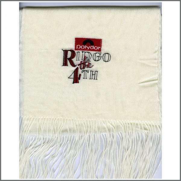 B24268 - Ringo The 4th Promotional Scarf And Album (UK)