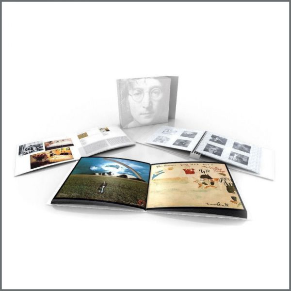 B24288 - Beatles John Lennon Box Of Vision Book (USA)