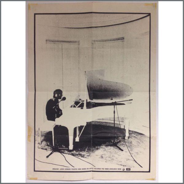 B24385 - John Lennon Imagine LP Promo Poster (UK)