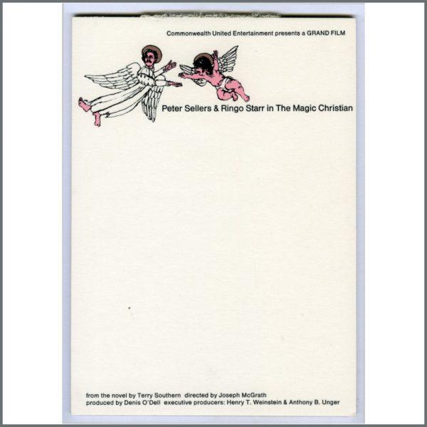B24448 - Ringo Starr Magic Christian Notepad (UK)