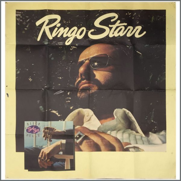 B24504 - Ringo Starr 1978 Bad Boy Poster (UK)